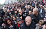 Четирима задържани след втория протест в Габрово