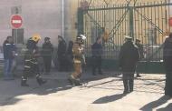 Експлозия във Военната академия в Санкт Петербург, има ранени