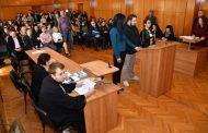 Окръжен съд – Бургас и Районен съд – Бургас организираха съдебен процес с журналисти