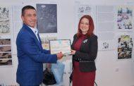 Директорът на Пристанище Бургас отличи победителите в конкурс за рибарски разказ
