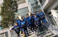 Малките''акули''спечелиха купата на международен турнир в Кранево