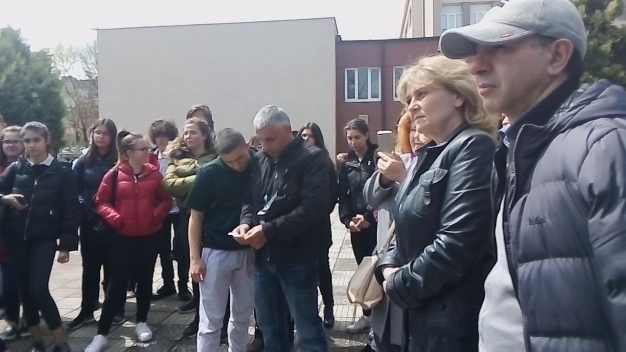 РИОСВ и Рeгионална лаборатория - Бургас стартираха Седмицата на природните науки в Руската