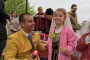 Българо-италианче боядиса най-красивото яйце във великденската инициатива на МДБГ