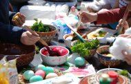Как са боядисвали яйца в миналото ще покажат до Часовника