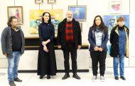 Пролетна изложба на  несебърски художници