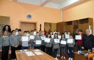 Десет медала по математика за ученици от СУ