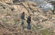 Екоинспекцията в Бургас издирва кой е увредил скалите край Черноморец (СНИМКИ)