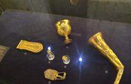 Съкровището на хан Кубрат ще грее в зала Трезор