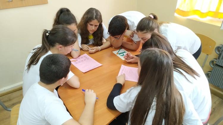 В Обзов се проведе състезание по български език