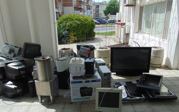 Община Несебър проведе  ежегодната пролетна кампания за разделно събиране на отпадъци