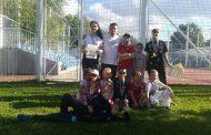Куп медали за бургаски каратеки от международен турнир