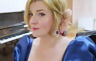 Мария Цветкова с фурор на украински музикален фестивал