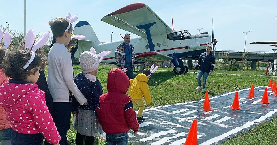 """Вход свободен за Деня на детето в Авиомузей Бургас, открийте своя """"Крилат герой"""""""