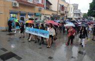 Стотици шестваха в Бургас за 24 май (СНИМКИ/ВИДЕО)