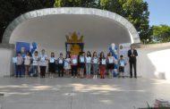 Кметът Николов награди финалистите от състезанието по български език за третокласници