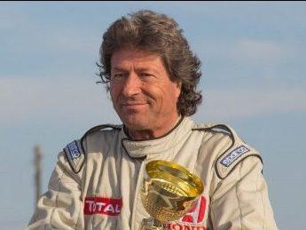 Автомобилният състезател Стоян Апостолов стана прадядо