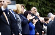 Борисов присъства на традиционния военен парад в София по повод Деня на храбростта