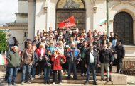 """БСП – Бургас се включи в първомайското шествие и откриването на предизборната кампания на """"БСП за България"""" в столицата"""