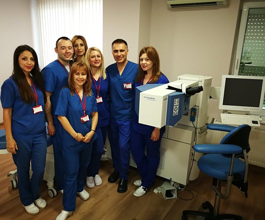 Очни лекари ще консултират безплатно в Бургас