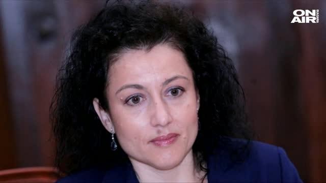 Десислава Танева е новият министър на земеделието