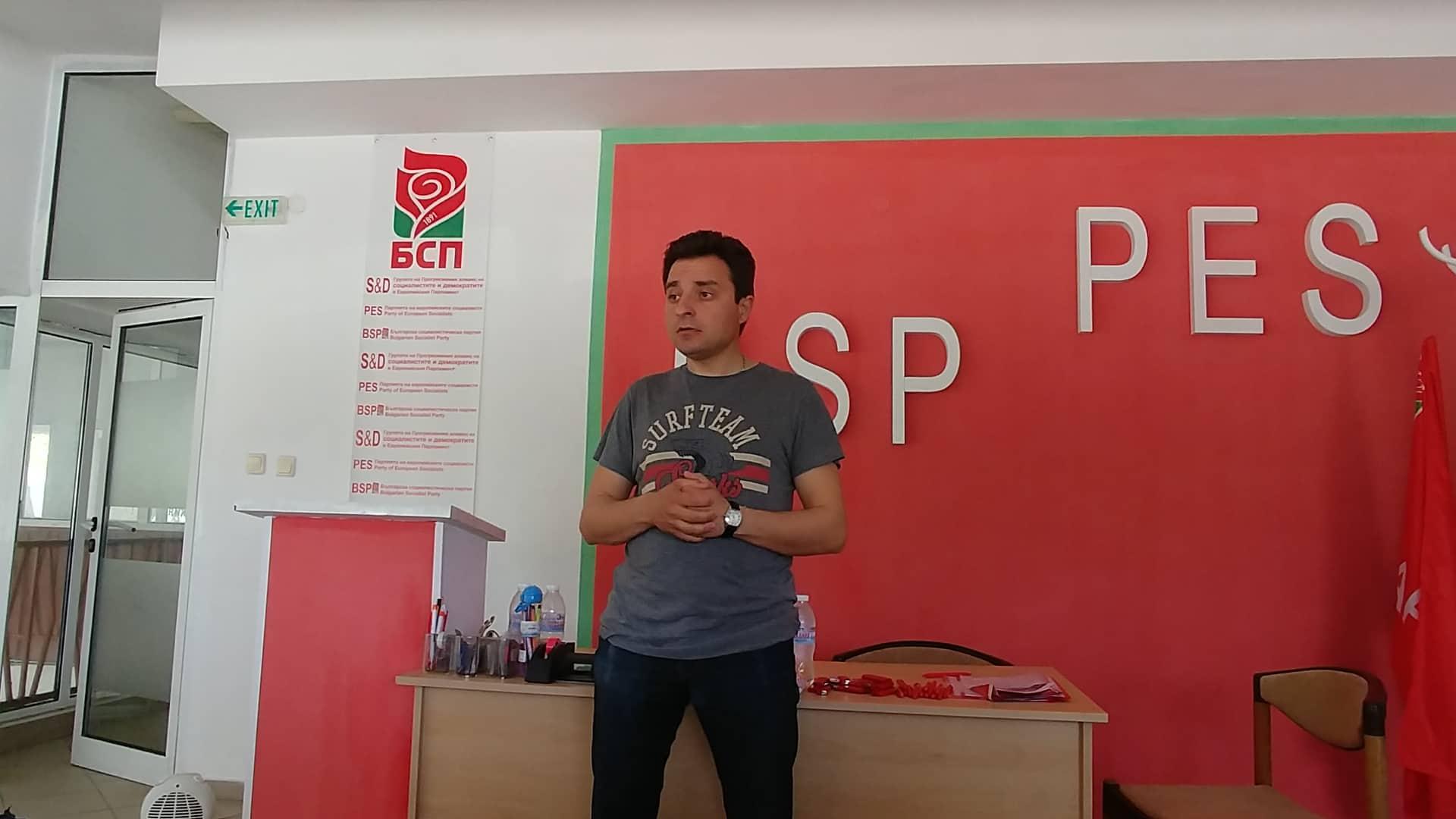 Димитър Данчев: Важно е да се гласува на евроизборите, за да се промени както България, така и Европа