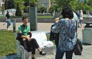 """""""Четящи пейки"""" се появиха на """"Тройката, поставят и на Пристанище Бургас /видео/"""