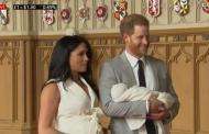 Меган и Хари показаха сина си /видео/