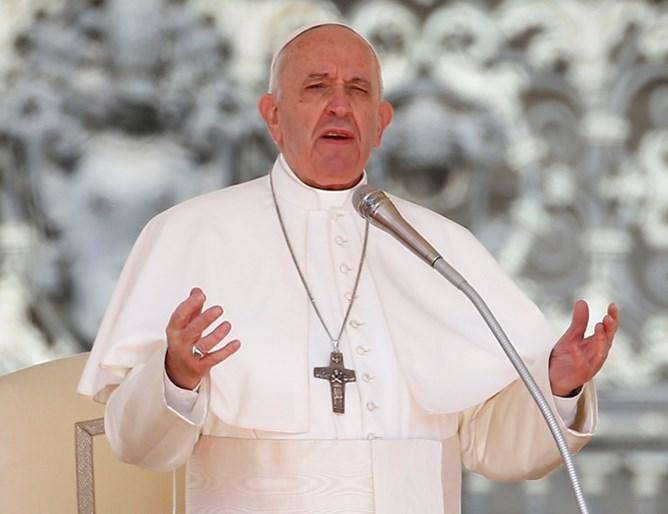 Папа Франциск с приветствие към българския народ преди посещението си у нас
