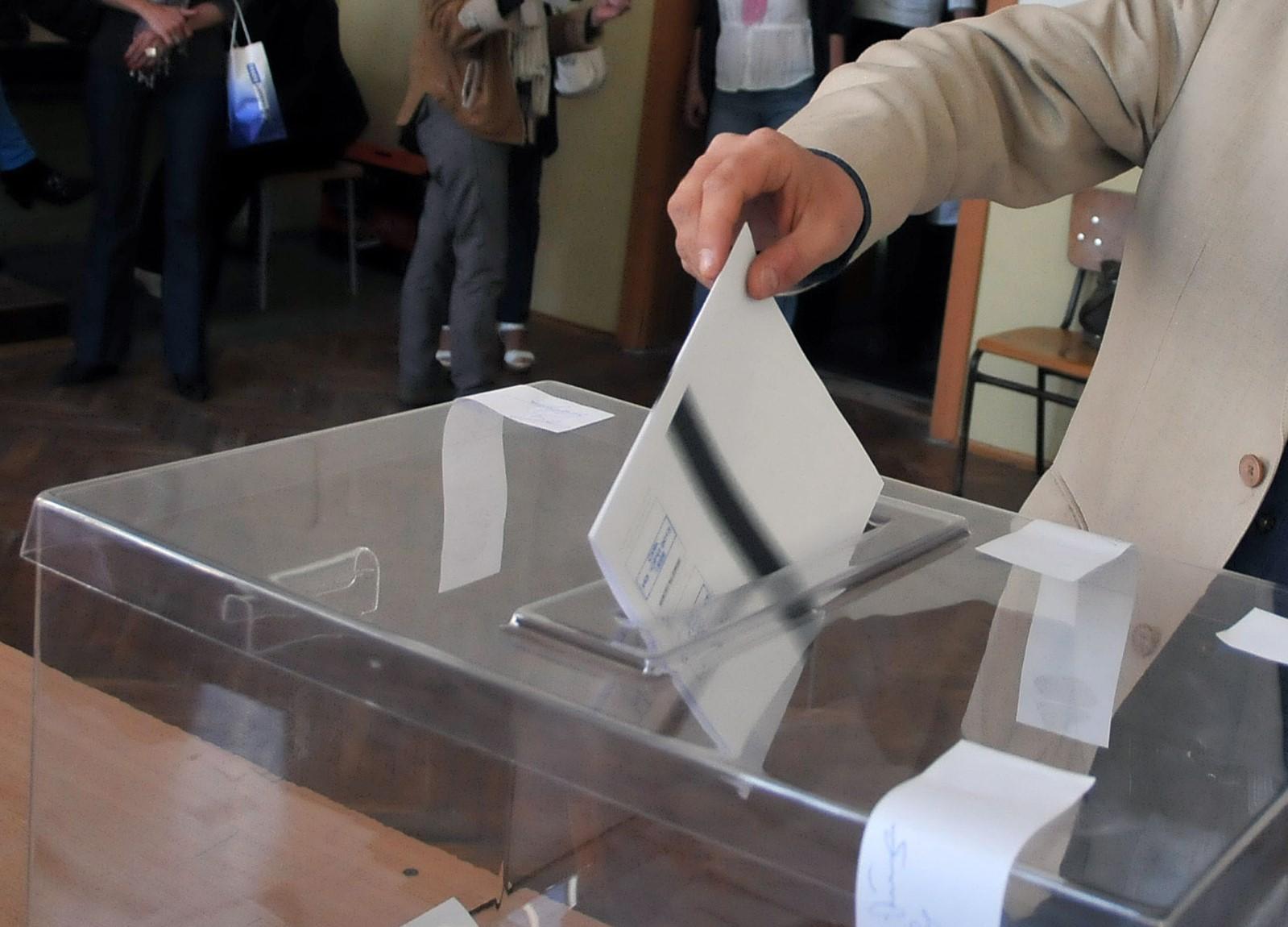 Изборният ден започна нормално, няма сигнали за нарушения