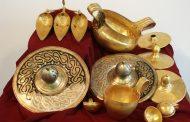 За първи път Вълчитрънското златно съкровище ще гостува в Бургаския музей