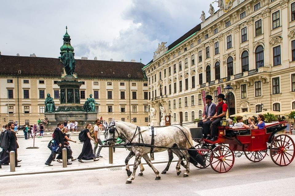 Българка ще опакова сграда във Виена