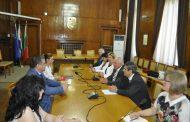 Красимир Стойчев се срещна с представители на търговската камара от Боршод