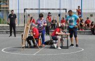 Интегриран урок между български език и литература и физическо възпитание проведоха петокласниците от СУ