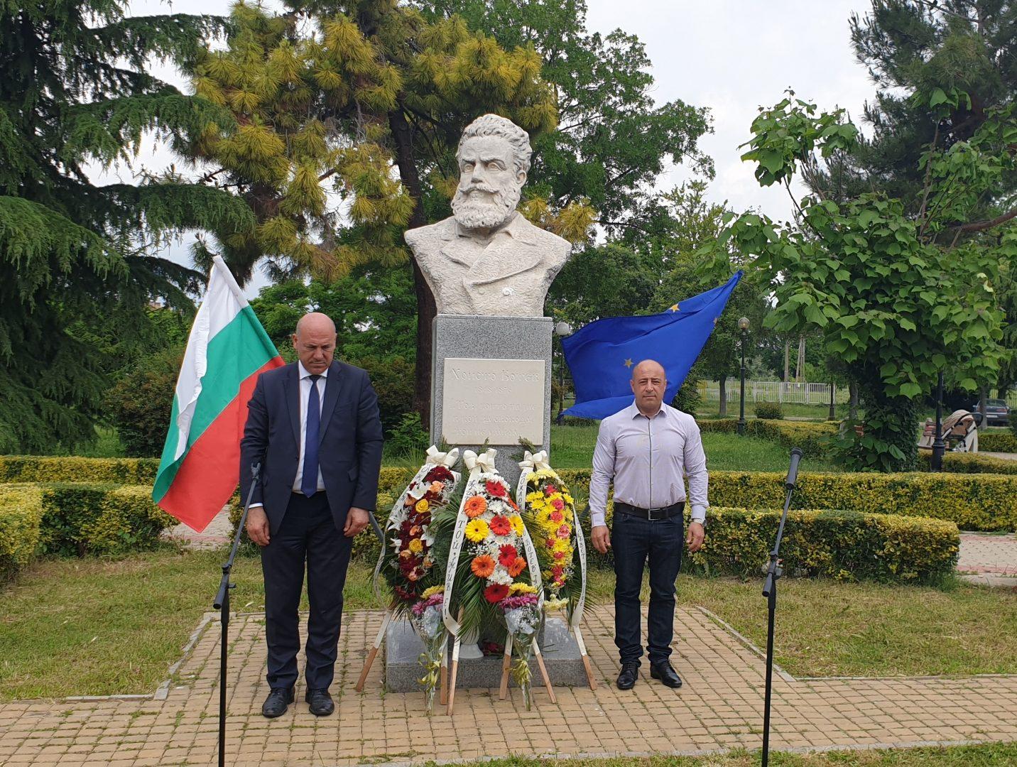 Поморие се преклони пред героичния подвиг на Ботев и четата му