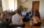 Окръжният съд на Бургас посреща европейски съдии