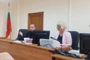 Европейски съдии присъстваха на наказателно и гражданско дело в Районен съд – Бургас