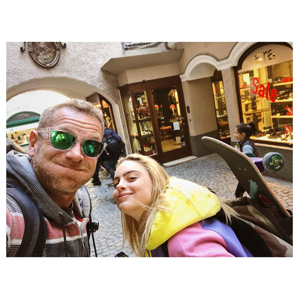 """Юлиан Вергов ще играе в """"Петя на моята Петя"""" заедно с дъщеря си Алена"""