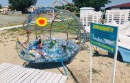 Две нови риби за пластмасови отпадъци на плажа в Крайморие