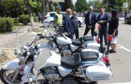 Несебър получи дарение от три мотоциклета