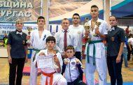 "Три златни медала завоюваха несебърските каратисти от СК ""БУШИДО"""