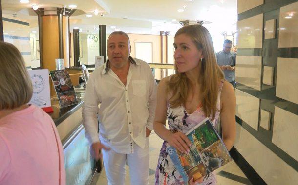 Ангелкова с изненадваща проверка на хотел в Равда, не отговарял на пет звезди/снимки/