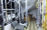 Вътрешното министерство пусна клипче от акцията на ГДБОП срещу кабелните оператори (ВИДЕО)