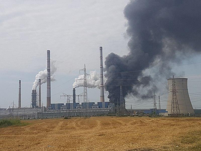 Човешка грешка е една от вероятните причини за пожара в ТЕЦ 2