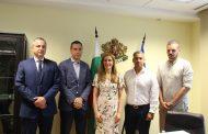 Ангелкова проведе работна среща с кметовете на Бургас и Варна