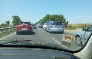 Затвориха магистрала