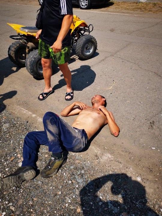 Пиян каскадьор се обърна с АТВ в Крайморие