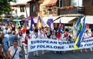 Европейският шампионат по фолклор за 11-ти път в Несебър