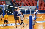 Българските военни моряци с първо място по волейбол