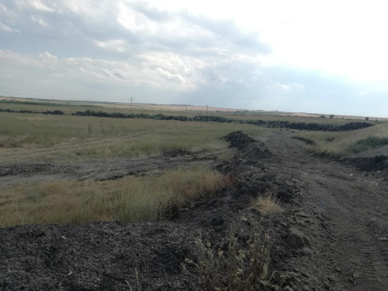 РИОСВ – Бургас провери незаконното сметище