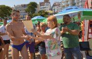 """Плувният маратон """"Света Марина"""" излъчи победителите"""